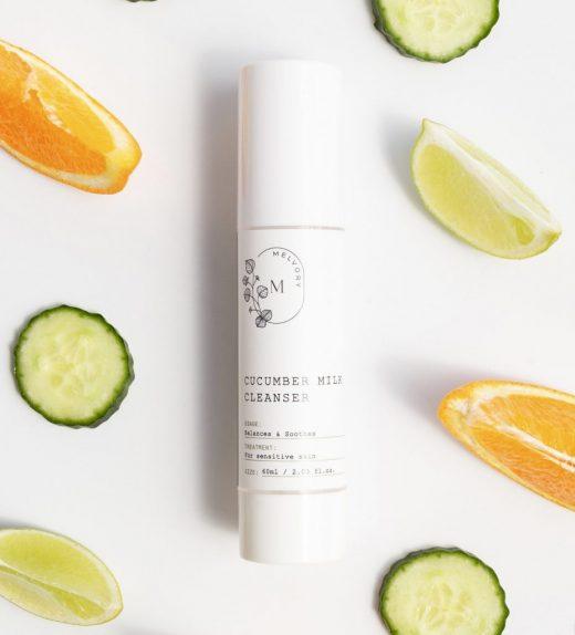 Cucumber cleanser